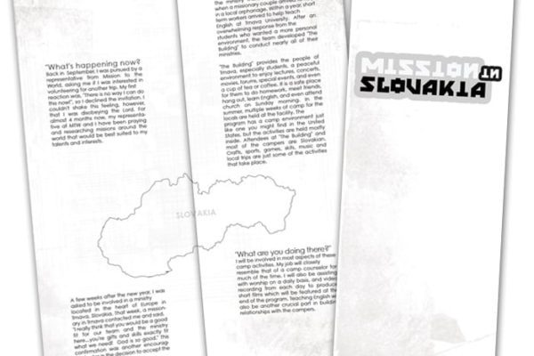 Mission-in-Slovakia